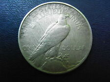 USA Silver Peace Dollar 1922 Denver mint