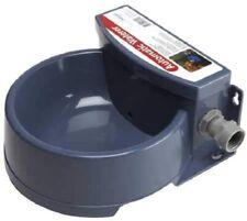 Automatic Pet Waterer Dog Water Flow Dispenser Auto Bowl Attach to Garden Hose