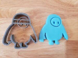 Fall Guys cookie/fondant/playdough cutter