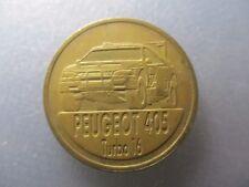 FICHA PEUGEOT 405 TURBO 16 VENCEDOR DE LA PARIS DAKAR  1989