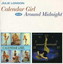 Julie London - Calendar Girl / Around Midnight [New CD] Bonus Tracks, Rmst