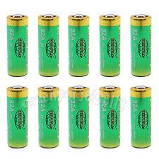 10 pcs 32A 9V Volt  6LR732 Alkaline Battery Remote Control