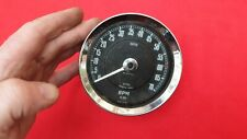SMITHS REV COUNTER TACHOMETER NEGATIVE EARTH 7000 rpm