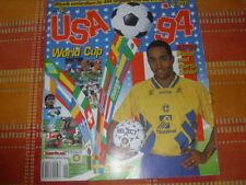 USA 94 FIFA World Cup Panini empty leer Album 1994 WM original swedish edition
