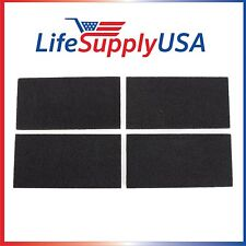 Pack of 4 Replacement Carbon Filters for Holmes HAPF30 HAPF-30D by LifeSupplyUSA