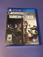 Tom Clancy's Rainbow Six Siege (PS4) NEW