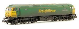 GRAHAM FARISH 'N' GAUGE 371-651A CLASS 57/0 'FREIGHTLINER EXPLORER' DIESEL LOCO