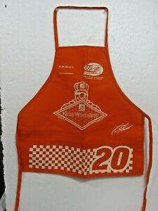 Nascar Tony Stewart #20 Home Depot Kids Workshop Apron - New