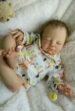 Reborn Baby girl doll ✿ August ✿ kit, Sculpted by Dawn McLeod with COA 528 LE