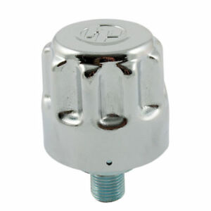 """Chrome Plated Steel 40 Micron BSPP Breather Hydraulic Accessory 1/4""""-3/4"""""""
