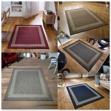 Indoor / Outdoor anti-Slip Rug Runner Carpet Small Large Hard Wearing Flat-Woven