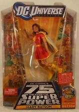 "DC Universe Classics ""Darkseid"" Build-A-Figure Mary Batson Red Variant Shazam"
