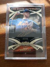 2014 Topps Tier One Zack Wheeler Mets Phillies  Autograph 02/25!!! RARE!