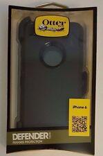 "OtterBox Defender Series Case + Belt Clip for iPhone 6 (4.7"") BLACK"