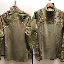 Massif M MultiCam Advanced Quarter Zip Combat Shirt Flame Resistant Men