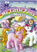 New!!! MY LITTLE PONY - THE MOVIE DVD (UK Seller) Sent within 24 hours!!!