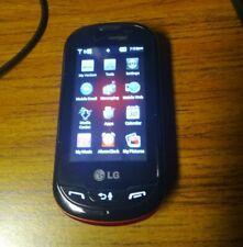 LG VN271 Extravert Verizon Full Qwerty Keypad Slide-out Cell Phone Touchscreen C
