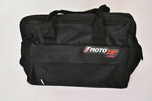 RotoZip Model RZ5 Set Includes Bits, Carrying Case & Attachments - Tested Works