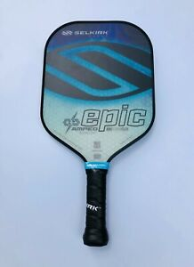Selkirk Sport Pickleball Paddle Epic AMPED Midweight Blue New