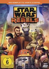 Star Wars Rebels - Staffel 04 3x Dvd-9