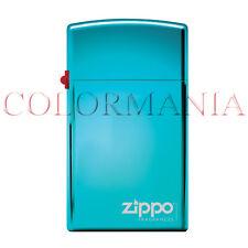 ZIPPO ORIGINAL BLUE EAU DE TOILETTE FOR HIM PROFUMO UOMO NATURAL SPRAY 50 ML