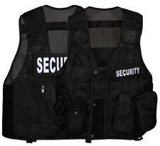 More details for hi viz tactical vest enforcement, security, dog handler doorman, tac vests