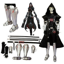 New Exclusive Version Reaper Cosplay Costume the Hot Game Cos Lifelike Full Set