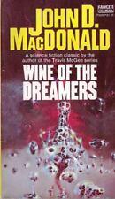Wine of the Dreamers John D MacDonald Fawcett Paperback Science Fiction Sci Fi
