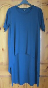 COS BLUE  DRESS SIZE EURO SMALL