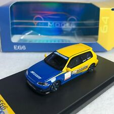 1/64 YM Model Honda Civic EG6 Spoon Sport Ltd 999 pcs