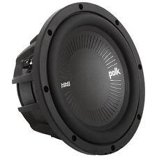 "Polk Audio MM 842 DVC 900W 8"" MM1 Series Dual 4-Ohm Car Subwoofer Sub Woofer"