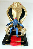 Gi Joe cobra 3d printed  for cobra commander Destro or serpentor