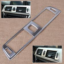 For BMW 3 Series F30 Chrome Interior Central Console Air Vent Molding Cover Trim