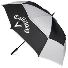 """2020 Callaway Tour Authentic 68"""" Golf Umbrella Automatic Open Ventilated Brolly"""