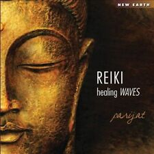 Reiki Healing Waves by Parijat (CD, New Earth Records)