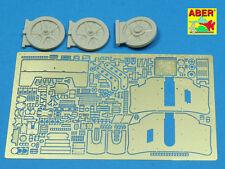 Pero 35 110 1/35 97/38 Pak German 7,5cm a/T Gun (+ resin parts) Dragon