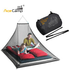 AceCamp Pyramid Black Mosquito Net Insect Camping Tent Net for 2 person Camping