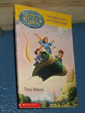 The Hidden Stairs and the Magic Carpet by Tony Abbott THE SECRETS of DROON