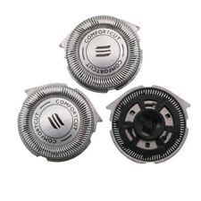 3 pcs Shaver Razor Blades for Philips AT810 AT815 AT830 AT890 Kj