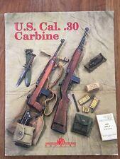 US Cal. .30 M1 Carbine American Rifle NRA 1993 Publication Rare Light Carbine M1