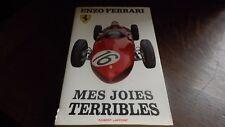 Enzo Ferrari pour Mes joies Terribles