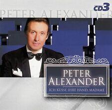 Peter Alexander: mi baci la mano, Madame 3/CD-Top-stato
