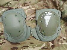 GENUINE BLACKHAWK HELLSTORM V2 HARD COMBAT knee PADS FG green acu mtp MATCH