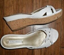 Nine West Leather Casual Solid Shoes for Women