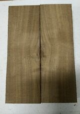 knife handle scales walnut !!! Each piece measures 150x40x25mm