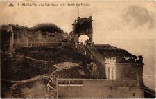 CPA Mesnil-Val-La Tour Talbot et le chemin des Falaises (269131)
