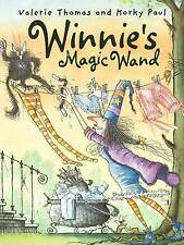 Winnie's Magic Wand (Winnie the Witch), Valerie Thomas | Paperback Book | Accept