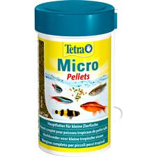 TETRA MICRO Pellets 100ml Tube