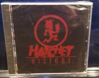 Psychopathic Records - Hatchet History CD SEALED psy-3020 insane clown posse icp