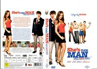 She's the Man - Voll mein Typ! (2007) DVD 1884